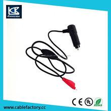 Tablet car adaptor portable external 9v 2a car charger