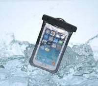 Smartphone Holder Armband Case Universal Underwater Protector Waterproof Case Compatible 5.5inch Phones