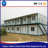 Prefabricated 20ft container office in china,house container