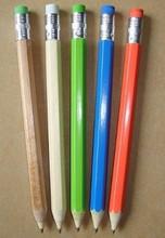 wooden pencil shape pen