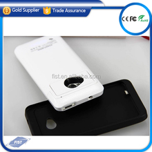 Hot sale 3200mah backup power case for htc one m7 battery case