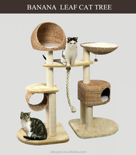 Large Luxury pet furniture , scratching post for cat