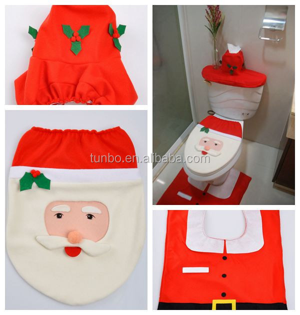lavatory christmas decoration wc christmas decoration wc. Black Bedroom Furniture Sets. Home Design Ideas