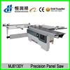 MJ6130Y precise panel saw / sliding table saw 45 degrees with high quality