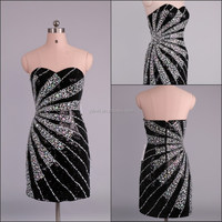 Famous Designer Available in Stock Cheap Big Promotion 2015 In Stock Fast Shipping 5 Days Real Sample Prom Dress