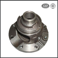 High qality cast iron precision cnc machining parts service in China