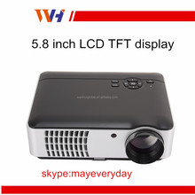 2800 lumens 23 languages LCD LED Video Projector Home Theater