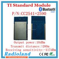 Hot sale!! High Quality TI( Texas Instruments) CC2541+CC2590 Bluetooth 4.0 CC2541 module