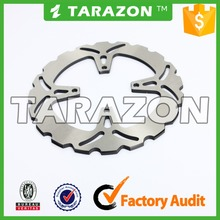 250mm motorcycle rear brake disc rotor for SUZUKI GS500 E/F