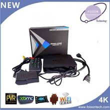 Quad core Android 4.4 TV-box with Amlogic S805 and Support H.265
