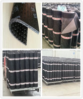 SBS/APP Modified Asphalt Waterproof Roofing Underlayment Felt Membrane