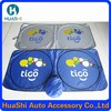 Foldable sun shade sunshade car sunshade front window sunshade