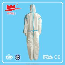 laboratorium witte overall