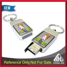 Factory Price nickle 16GB USB With Custom Logo