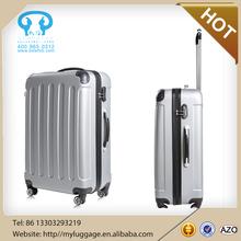 Hard luggage vintage trolley luggage lock luggage suitcase set