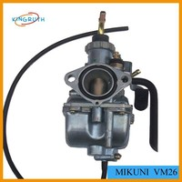 Made in china High quality mikuni vm26 30mm carburetor is made in china