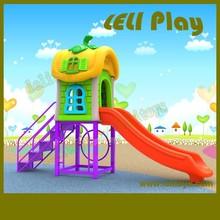 LL-O05 Kindergarten Kids Plastic Outdoor Play Structure
