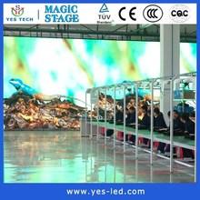 Fashion Show Led Backdrop Stage Design Led Display Board Price