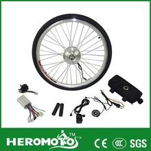 36V 500W bicycle engine kit/electric bike conversion kit with high quality, quick delivery and low price