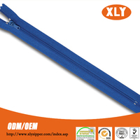 industrial hot sale no3 pvc/tpu tape waterproof zipper for sale