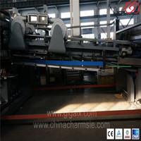 Carton Glue Machine LXPM-307 Automatic Folding Carton Box Gluing Machine