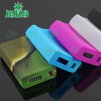 UK/MALAYSIA RHS 19 colors silicone smoke xcube 2 7 case/skin/sticker/cover/sleeve/wrap for xcube2 ii rubber mate bt50 mini 160w