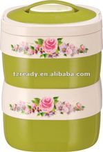 5.0L ABS+SS Insulated food container