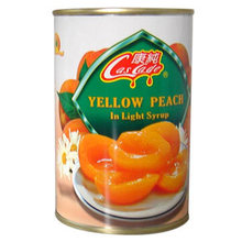 High quality organic canned yellow peach For everyone