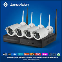 HD Camera IP NVR Kit Onvif dual stream WIFI
