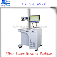 computer keyboard/ plastic buttons / tools/ PVC pipe fiber laser marking machine