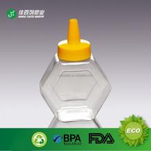 Small New Design PET Clear Plastic Juice Bottles
