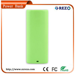 2015 promotional gift 5000-4000mAh Mobile Power Bank wholesale
