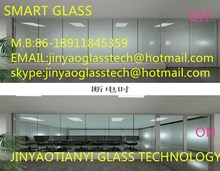 beijing new product 2015 excellent safe switchable smart glass