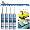 Parabrisas acristalamiento sellador de silicona, Ge sellador de silicona, Una parte siliconas