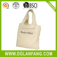 Natural Cotton promotion shopping gifts high quality canvas Bags