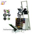 Copo de medição vara vertical máquina de embalagem açúcar dctw - 200z
