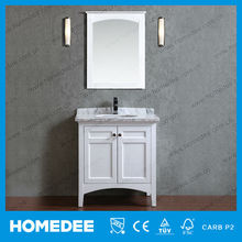 Homedee New Design Bathroom Vanity Cabinet With Soft Closing drawer