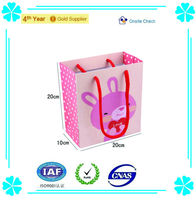 New paper bag & Fashion paper bag & valentine's day decoration company names of brown paper bag