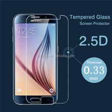 100% Prefect Fit Full Size 9H Anti-explosive Anti-Bubble Tempered glass screen protector for Samsung Galaxy E5 Mobile accessory