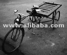 Rickshaw Van