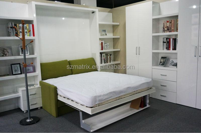 canap lit escamotable avec un canap lit escamotable hiddeninterface lit escamotable tirer. Black Bedroom Furniture Sets. Home Design Ideas