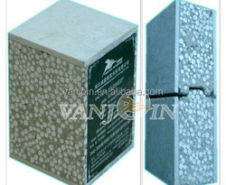 Energy-saving sandwich wall panel with soundproof foam