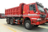 25T 6x4 HOWO Dunp truck dumper sino truck(manufacturer)