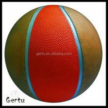 good price ,good quality size 7 promotional rubber basketball