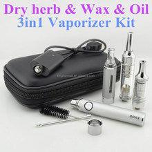 No wicks no coils wholesale 3in1 wax vaporizer pen exgo w3 ego vaporizer pen