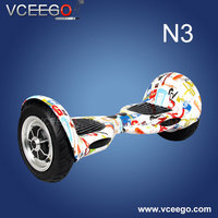 10 inch inflatable tyre N3 smart scooter top selling electric scooter trike