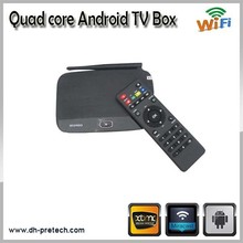 2013 android quad core tv 4.2 lcd tv tuner box with android remote digital tv antenna buit-in bluetooth alibaba express