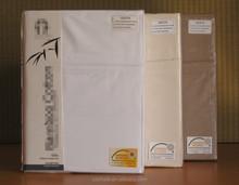 Bamboo Bed Sheets,Silky Bedding Set