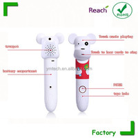 2015 reading pen for learning machine,learning toy,touch video learning from supplier