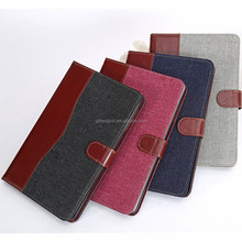 wholesale flip stand smart leather case for ipad air
